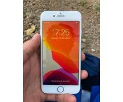 Iphone 7 de 128gb. silver