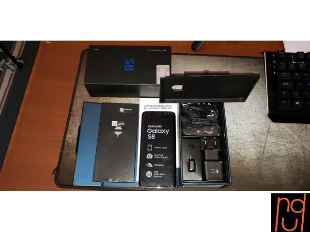 Vendo Samsung S8 Duo de 64 GB