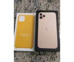 Apple iphone 11 pro max 64gb oro