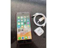 Iphone 8 de 64gb. red