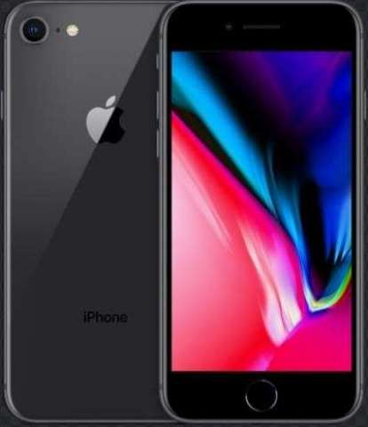 Iphone 8 256 gb (negro)