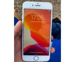 Iphone 7 de 128gb. gold