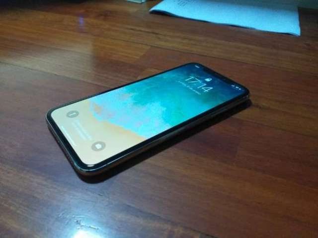 Vendo iphone x de 256gb