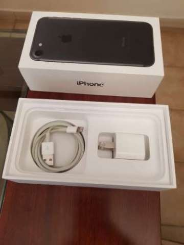 Vendo celular iphone 7 de 128 gb