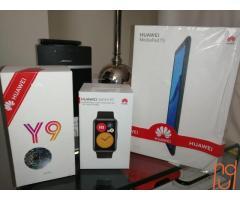 vendo juego de equipos Huawei